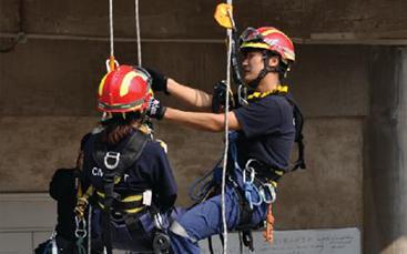 国家地震紧急救援训练基地